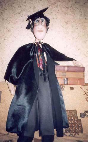 Кукла Консультант