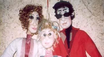Куклы семья Мартини